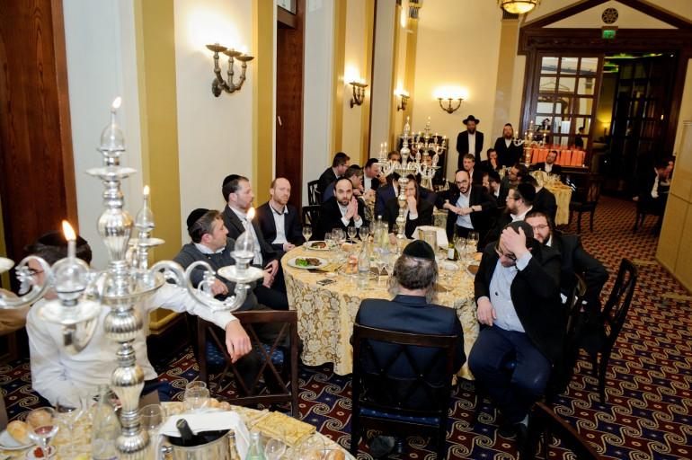 אירוע התרמה במלון המלך דוד